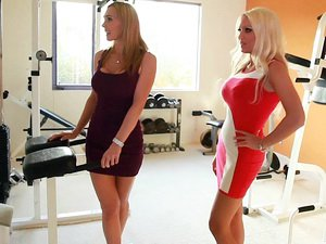 Tanya Tate and Diana Doll - My Friends Hot Mom